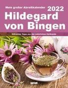 Cover-Bild zu garant Verlag GmbH (Hrsg.): Hildegard von Bingen 2022 Abreißkalender