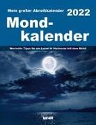 Cover-Bild zu garant Verlag GmbH (Hrsg.): Mond 2022 Abreißkalender
