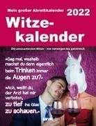 Cover-Bild zu garant Verlag GmbH (Hrsg.): Abreißkalender Witze 2022