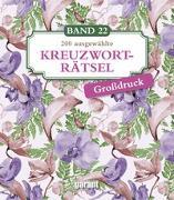 Cover-Bild zu garant Verlag GmbH (Hrsg.): Kreuzworträtsel Deluxe Groß- Band 22