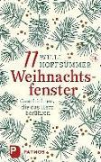 Cover-Bild zu 77 Weihnachtsfenster von Hoffsümmer, Willi