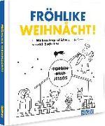 Cover-Bild zu Fröhlike Weihnacht von Ronge, Hartmut