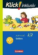 Cover-Bild zu Klick! inklusiv - Grundschule / Förderschule - Mathematik 1./2. Schuljahr. Größen. Themenheft 6 von Burkhart, Silke