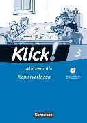Cover-Bild zu Klick! Mathematik 3. Schuljahr. Kopiervorlagen von Burkhart, Silke