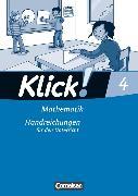 Cover-Bild zu Klick! Mathematik 4. Schuljahr. Handreichungen für den Unterricht von Burkhart, Silke