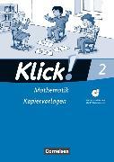 Cover-Bild zu Klick! Mathematik 2. Schuljahr. Kopiervorlagen von Burkhart, Silke