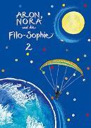 Cover-Bild zu Lüscher, Laura: Aron, Nora und die Filo-Sophie 2, Lesebuch
