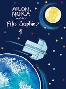 Cover-Bild zu Lüscher, Laura: Aron, Nora und die Filo-Sophie 1, Lesebuch