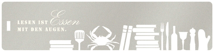 Cover-Bild zu Metalllesezeichen Essen