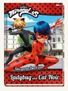 Cover-Bild zu Hoffart, Nicole (Chefred.): Miraculous: Das große Buch von Ladybug und Cat Noir