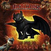 Cover-Bild zu Testa, Maggie: Dragons