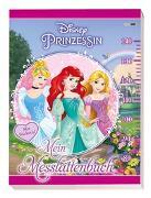 Cover-Bild zu Hoffart, Nicole (Chefred.): Disney Prinzessin: Mein Messlattenbuch