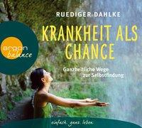 Cover-Bild zu Krankheit als Chance von Dahlke, Rüdiger