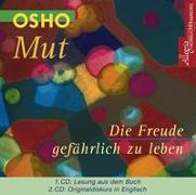 Cover-Bild zu Mut - Die Freude gefährlich zu leben von OSHO