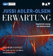 Cover-Bild zu Adler-Olsen, Jussi: Erwartung