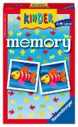 Cover-Bild zu Hurter, William H.: Ravensburger 23103 - Kinder memory®, der Spieleklassiker für die ganze Familie, Merkspiel für 2-8 Spieler ab 4 Jahren
