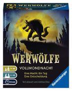 Cover-Bild zu Alspach, Ted: Werwölfe Vollmondnacht