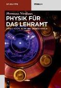 Cover-Bild zu Atom-, Kern- und Quantenphysik (eBook) von Nienhaus, Hermann