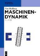 Cover-Bild zu Maschinendynamik (eBook) von Hollburg, Uwe