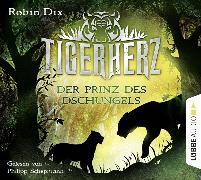 Cover-Bild zu Dix, Robin: Tigerherz
