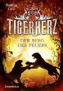 Cover-Bild zu Dix, Robin: Tigerherz - Der Berg des Feuers