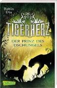 Cover-Bild zu Dix, Robin: Tigerherz 1: Der Prinz des Dschungels