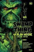 Cover-Bild zu Swamp Thing von Alan Moore (Deluxe Edition) von Moore, Alan