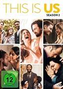 Cover-Bild zu This is Us - Das ist Leben - Staffel 2 von Dan Fogelman (Reg.)