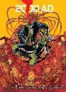 Cover-Bild zu The 2000 AD Script Book von Mills, Pat