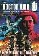 Cover-Bild zu Doctor Who: Nemesis of the Daleks von Paul Cornell