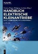 Cover-Bild zu Kleinmotoren, Leistungselektronik (eBook) von Fräger, Carsten (Hrsg.)