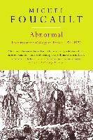 Cover-Bild zu Abnormal (eBook) von Foucault, Michel