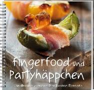 Cover-Bild zu Fingerfood und Partyhäppchen von Dorda, Mareike
