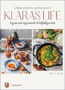 Cover-Bild zu Klaraslife- Vegane und vegetarische Wohlfühlgerichte von Salzwedel, Kathrin