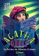 Cover-Bild zu Agatha Oddly - Im Zeichen der Silbernen Schlange von Jones, Lena