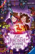 Cover-Bild zu Lillys magische Schuhe, Band 1: Die geheime Werkstatt von Luhn, Usch