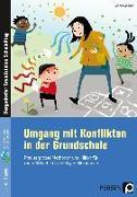 Cover-Bild zu Umgang mit Konflikten in der Grundschule von Hobusch, Anna