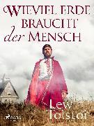 Cover-Bild zu Tolstoi, Leo: Wieviel Erde braucht der Mensch (eBook)
