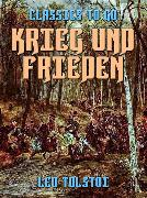 Cover-Bild zu Tolstoi, Leo: Krieg und Frieden (eBook)