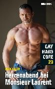 Cover-Bild zu Keller, Maik: Gay Hardcore 20: Herrenabend bei Monsieur Laurent (eBook)