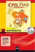 Cover-Bild zu EINS PLUS 2. Ausgabe D. Lernsoftware für die Klasse 2 von Wohlhart, David