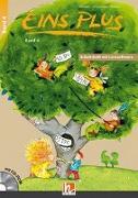 Cover-Bild zu EINS PLUS 4. Ausgabe D. Arbeitsheft mit Lernsoftware von Wohlhart, David