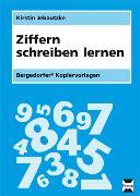 Cover-Bild zu Ziffern schreiben lernen von Jebautzke, Kirstin