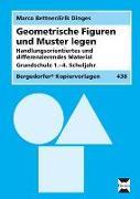 Cover-Bild zu Geometrische Figuren und Muster legen von Bettner, Marco