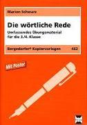 Cover-Bild zu Die wörtliche Rede von Schwarz, Marion