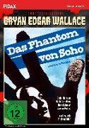 Cover-Bild zu Das Phantom von Soho von Dieter Borsche (Schausp.)