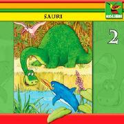 Cover-Bild zu Sauri 02 - Sauri und seine Freunde (Audio Download) von Rahtjen, Wolf