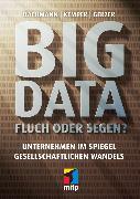 Cover-Bild zu Bachmann, Ronald: Big Data - Fluch oder Segen? (eBook)