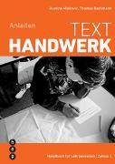 Cover-Bild zu Miskovic, Jeanina: Texthandwerk