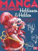 Cover-Bild zu Manga Heldinnen und Helden von Leong, Sonia